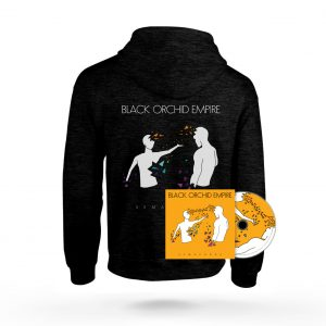 Black Orchid Empire Semaphore Hoodie CD Bundle