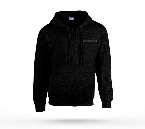 Black Orchid Empire Semaphore Hoodie Front