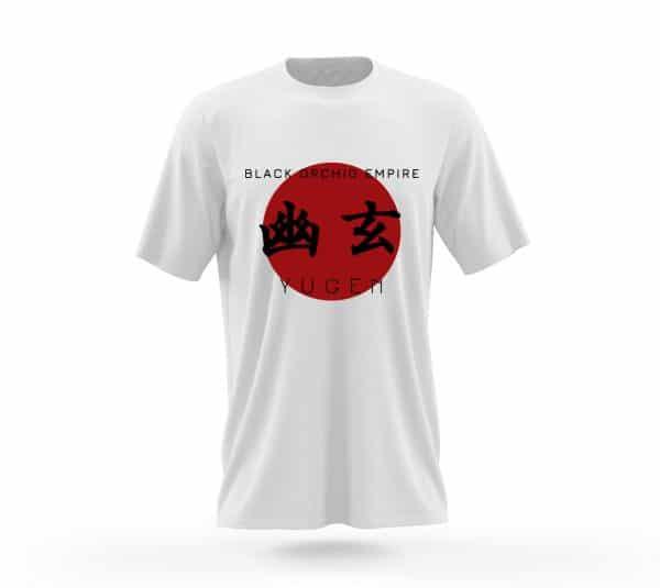 Black Orchid Empire Yugen Kanji T-Shirt