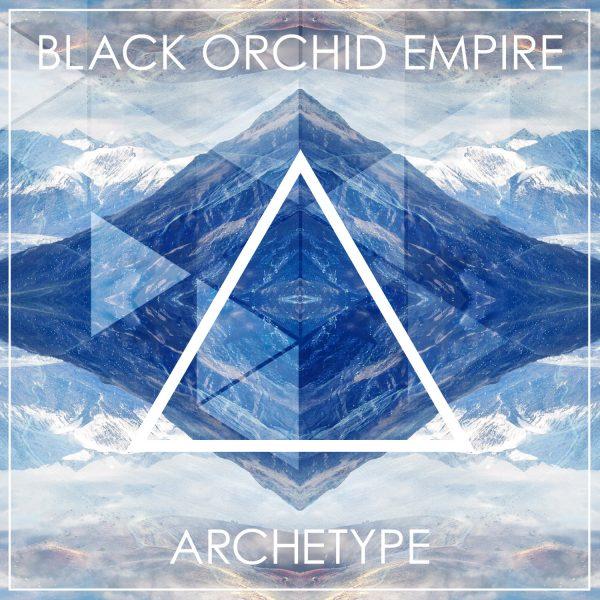 Black Orchid Empire Archetype Rock Music Album