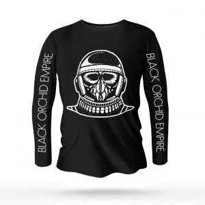 Black Orchid Empire Spider Long Sleeve Shirt