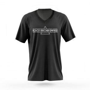 Black Orchid Empire Logo T-shirt