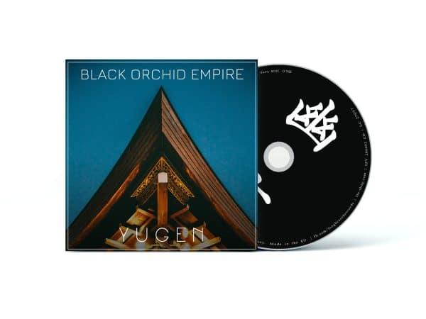 Black Orchid Empire Yugen CD Artwork
